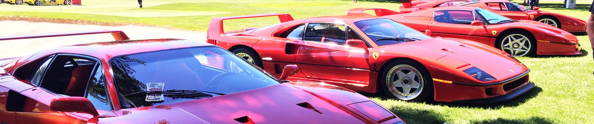 Ferrari Club Of America, Central States Region